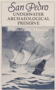 San Pedro Underwater Archaeological Preserve in Islamorada, Florida