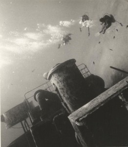 Melanie Boyd and Buddies Dive the Oro Verde in 1981