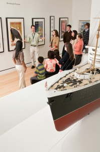 Group Tours - Image Courtesy Peabody Essex Museum