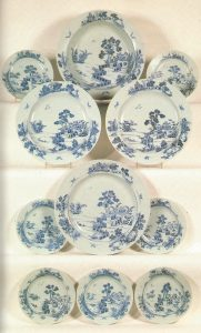 Sets of Porcelain Sold for Double the Expected Price