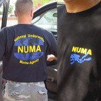 T-Shirt [Black] – NUMA World